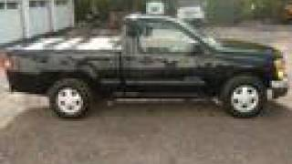 2005 Chevrolet Colorado LS Pickup Auto BLACK MP3 CD SOLD