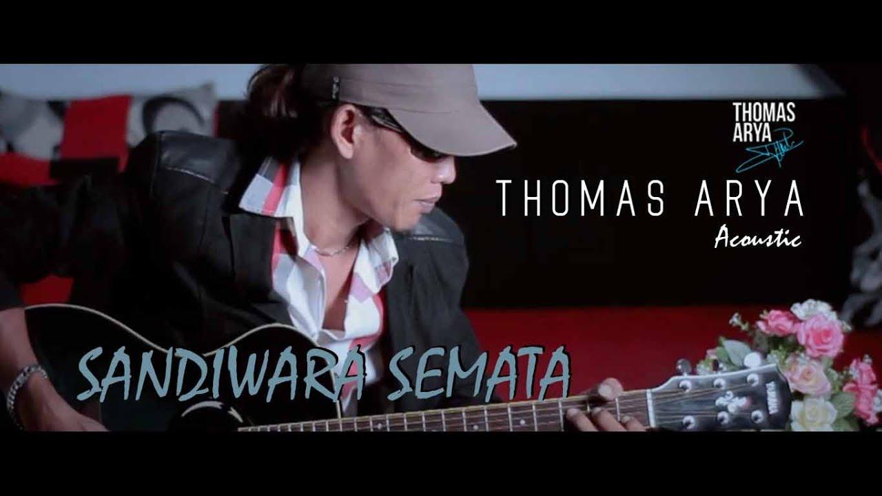 Thomas Arya - Sandiwara Semata (Acoustic)