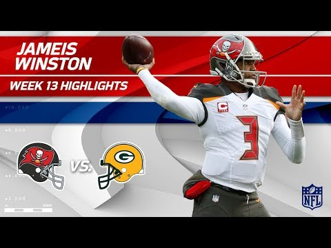Jameis Winston Returns w/ 270 Yards Passing & 2 TDs! | Bucs vs. Packers | Wk 13 Player Highlights