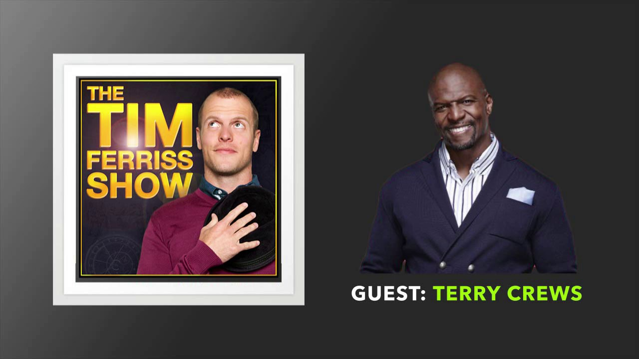 low priced bbe73 b41d8 Terry Crews Interview | The Tim Ferriss Show (Podcast)