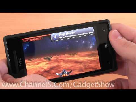 The Gadget Show - Best Windows Phone 8 Games