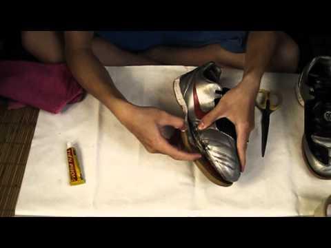 Repair ball & shoes tutorial - Hướng dẫn sửa bóng và giầy