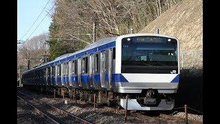 EH500、E531系、キハ110系。(東北本線、1本被り有り) thumbnail