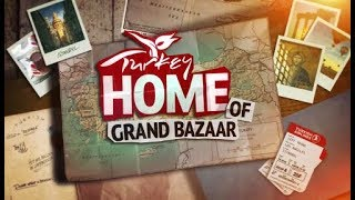 Turkey Home of Grand Bazaar