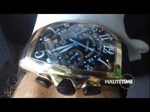 Hautetime.com Sits Down with Franck Muller US President at WPHH in Monaco - Part I