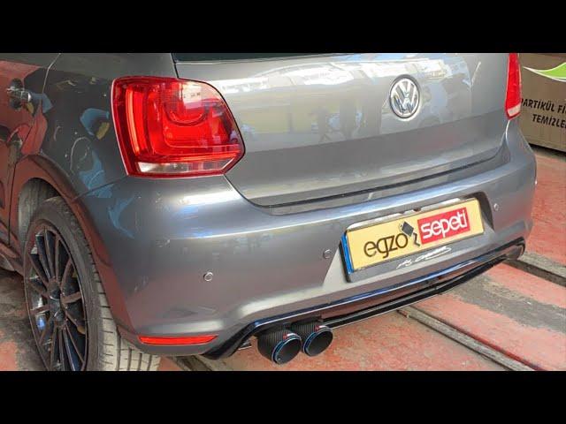 VW POLO GTİ TAMPON, GTİ MARSPİYEL VE R ÖN TAMPON