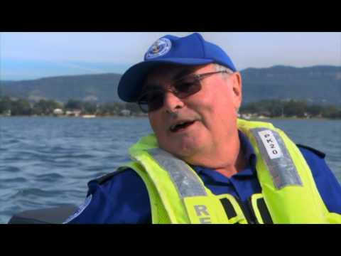 Alive and Cooking - episode 130 with Marine Rescue NSW
