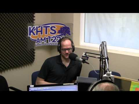 Santa Clarita Valley Defense Attorney - Wade Beyond The Courtroom On KHTS - February 1, 2015