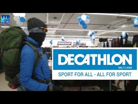 Decathlon Salt Lake Kolkata Quick Tour