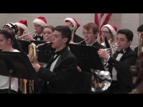 Neshaminy High School Symphony Orchestra holiday concert