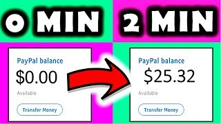 Earn $25.32 JUST Clicking ONE Button! (SUPER EASY!)