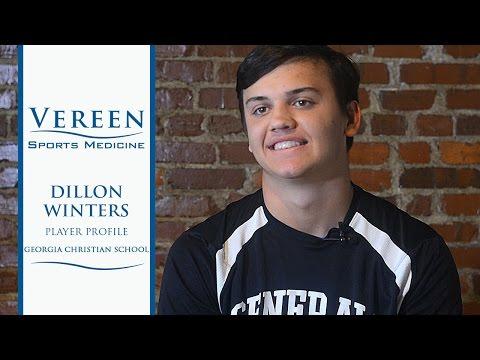 Player Profile: Dillon Winters - Georgia Christian School
