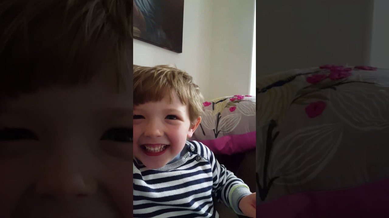 63c964105c204 Really cute little French boy trying to speak English in funny French accent