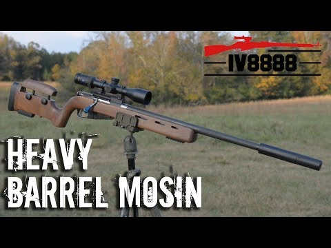 Custom UK59 Barreled Mosin M91/30