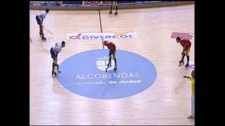 Alcobendas 2014: España 7 - Francia 2