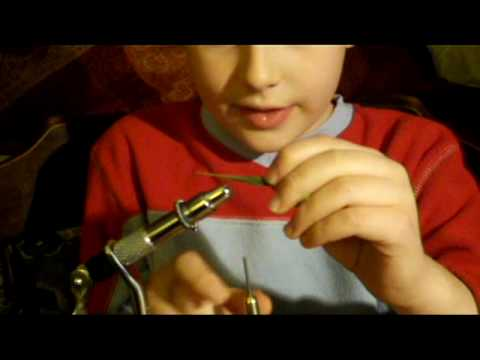 Children's Fly Tying: How To Tie A Woolly Bugger