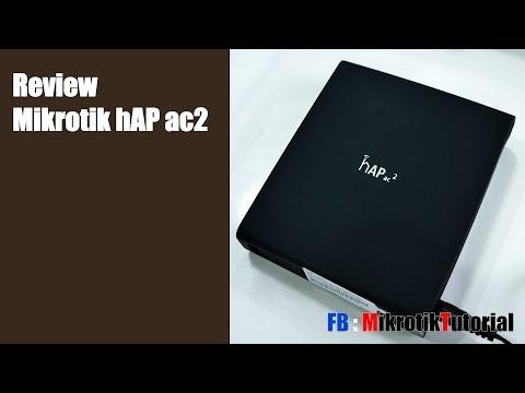 Review Mikrotik hAP ac2 - แนะนำให้ดูก่อนจะซื้อ Mikrotik ตัวต่อไป