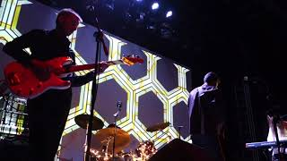 The Monochrome Set, Love Goes Down The Drain, Zaragoza Psych Fest, Spain, 22/09/18