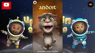 Upin & Ipin - Cita Citaku [Sing-Along]【TALKING TOM】[HD] 1080p