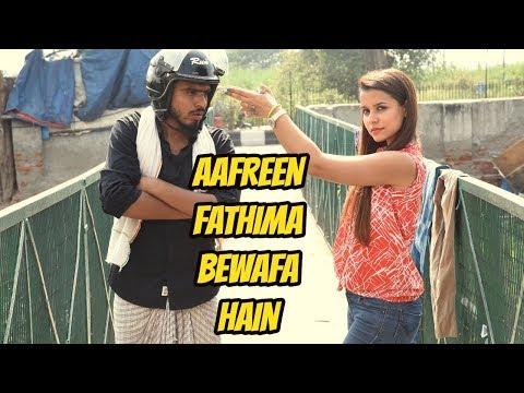 Aafreen Fathima Bewafa Hai- Amit Bhadana