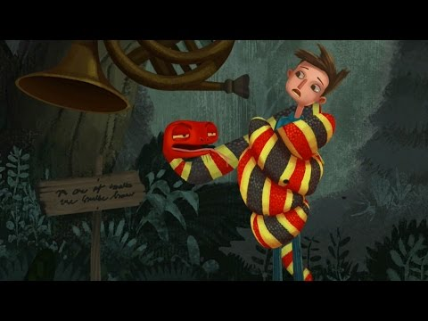 Broken Age: Act 2 - Detective Vella - Part 7