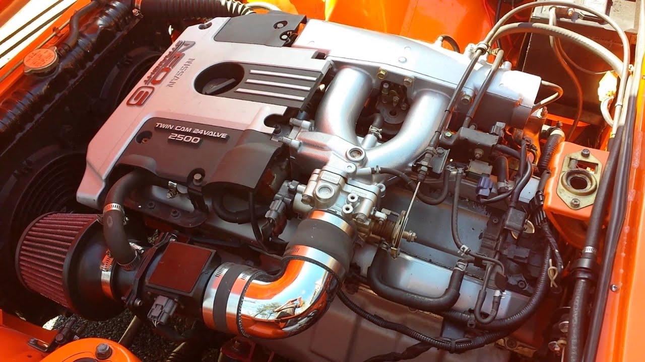 Datsun 240z Resto-mod Rb25de