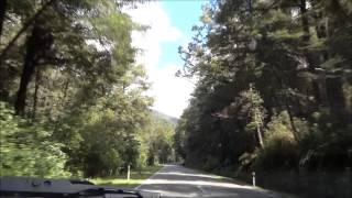 New Zealand - End-To-End-Part 4- Picton to Greymouth