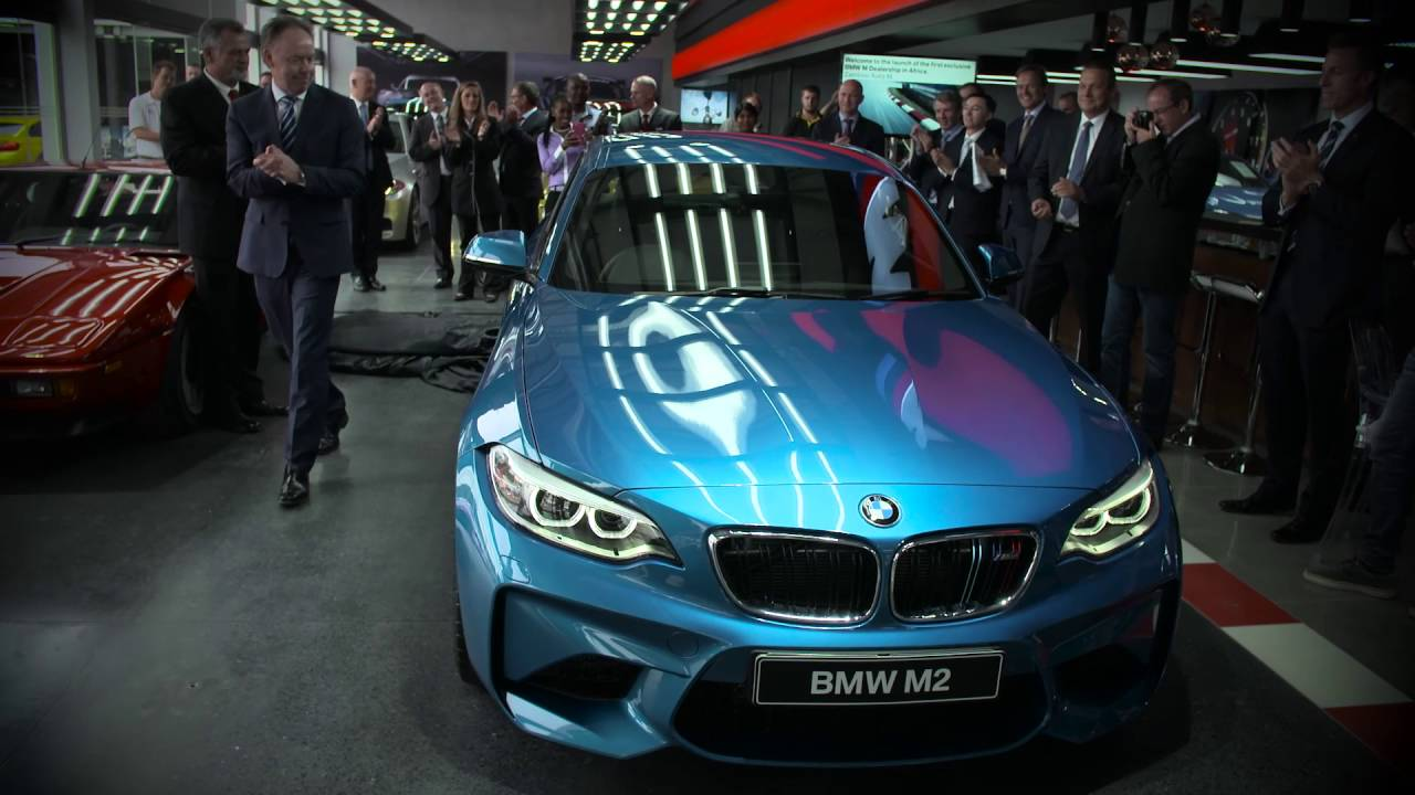 The Bmw Zambesi Auto M Showroom Youtube