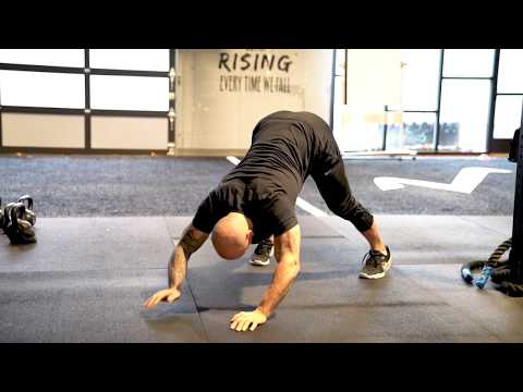 Bodyweight Only Strength and Endurance Challenge Advanced Full Body Workout