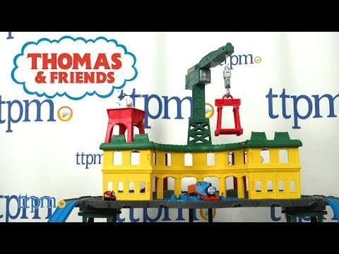 Thomas & Friends Super Station from Fisher-Price