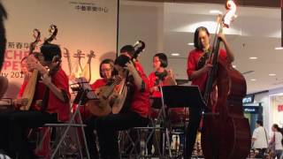 协和中学 华乐团比赛2017@Gurney Penang
