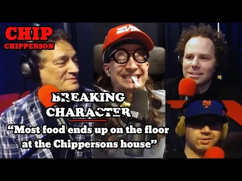Funny Stories With Bobo, Anthony Cumia, Sam Roberts (Chip Breaking Character 056)