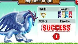 Dragon City - High Comet Dragon [Walkthrough Completed | Lap 1]