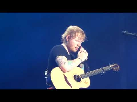 Tenerife Sea - Ed Sheeran  - Vienna 08/08/18