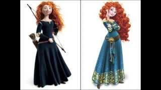 Merida from Brave || Spoken Word by @holliepoetry