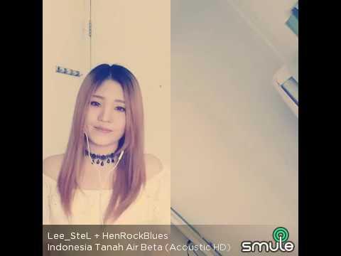 HenRockBlues feat Lee Stel - Indonesia tanah air beta