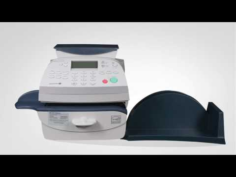 Post Office Trips A Thing Of The Past With DM125™ Postage Meter