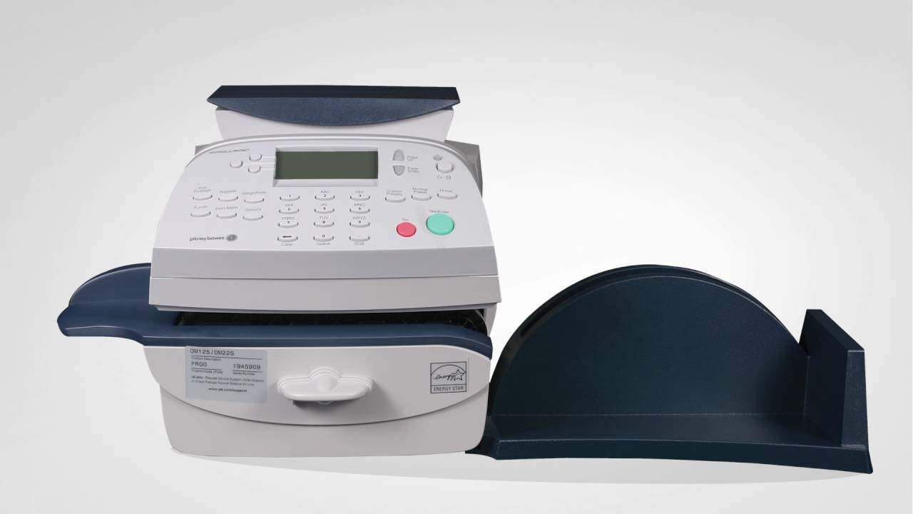 Post Office trips a thing of the past with DM125™ postage meter ...