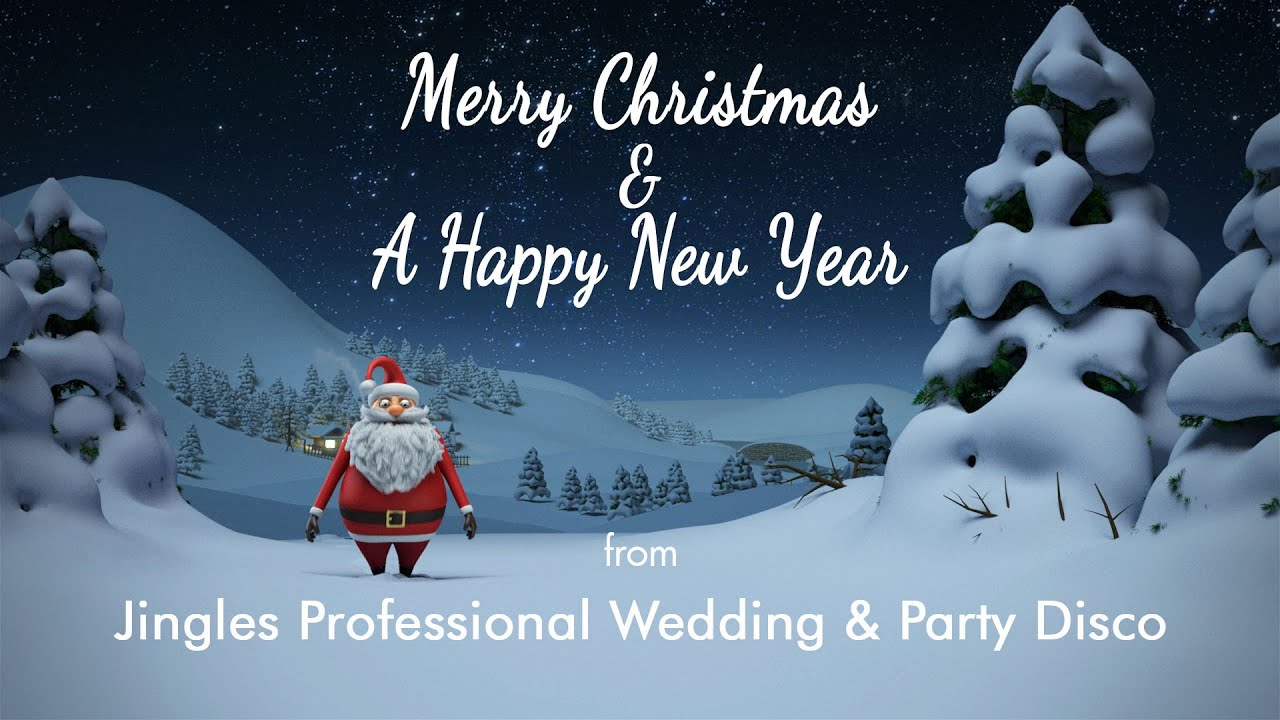 Christmas greetings from jingles 01387 269291 professional christmas greetings from jingles 01387 269291 professional wedding party disco in dumfries m4hsunfo