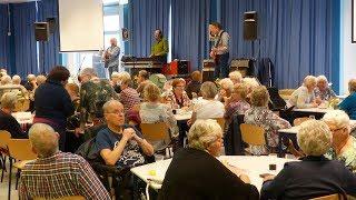 Stichting Welzijn Ouderen (SWO) viert 40 jarig bestaan met Amazing Stroopwafels / Spijkenisse 2017