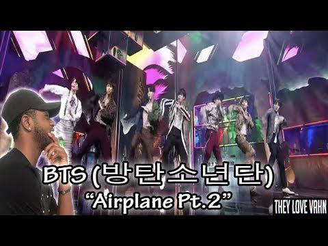 BTS 방탄소년단 - Airplane Part 2 (BTS COMEBACK SHOW) Reaction