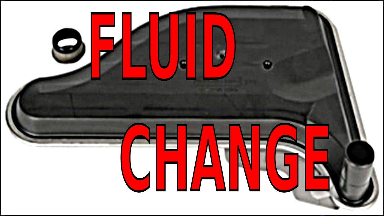 1996 gmc transmission fluid