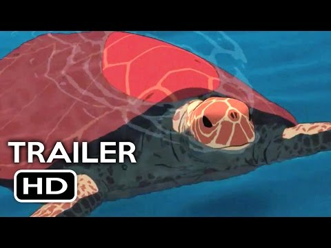 The Red Turtle Official Trailer 1 2016 Studio Ghibli Animated Movie Hd Youtube