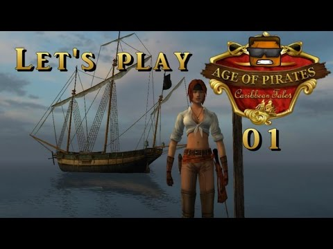 Age Of Pirates - A Pirate's Life For Me!
