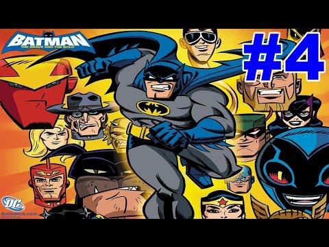 Batman Brave And The Bold Walkthrough Part 4
