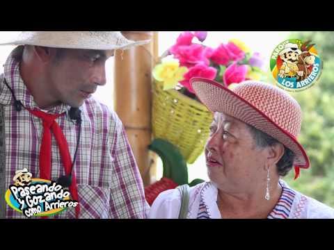 Paseando y gozando como Arrieros - Doña Flor nos visita.