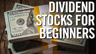 DIVIDEND STOCKS 🤑 Basics of Investing with Dividends