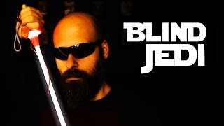 The Blind Jedi - Light Up Cane