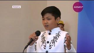 Самый звонкий детский голос Алматы выбирали на отборочном туре конкурса «Бала дауысы» (18.05.17)
