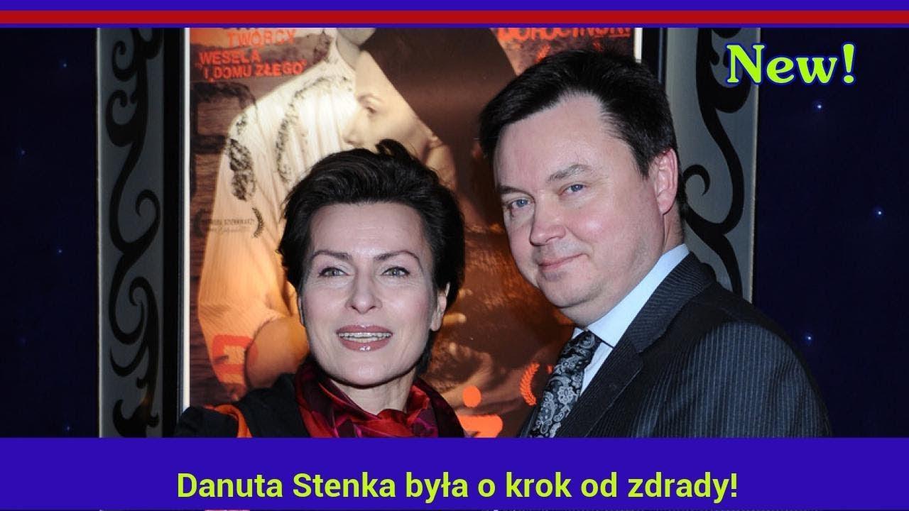 Danuta Stenka była o krok od zdrady! Teraz on jest zakonnikiem!